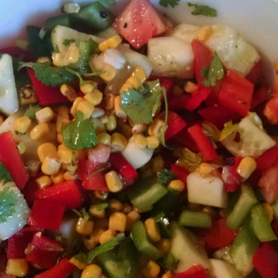 Mexican Cucumber Salad CapClark