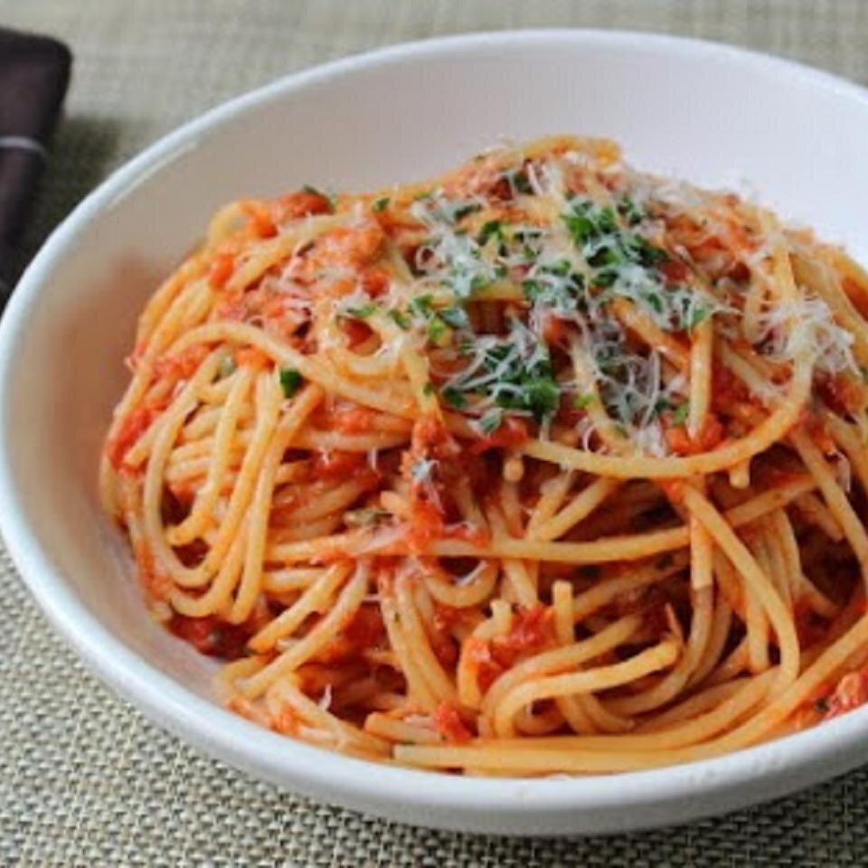 chef johns spaghetti al tonno