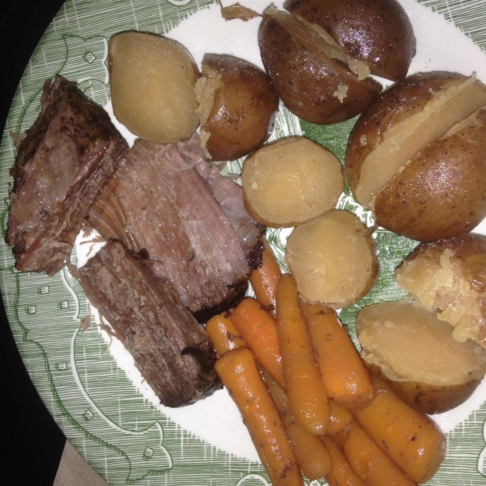 Easiest Pot Roast Ever Holly Zangara