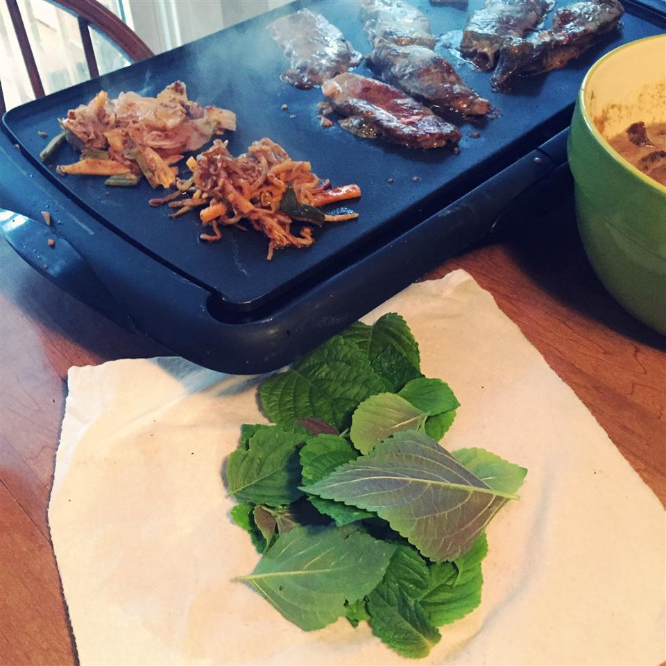 Korean Marinated Flank Steak Jessica Pantaleo