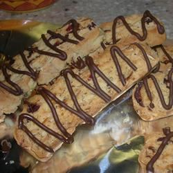 Chocolate and Almond Biscotti Housewife