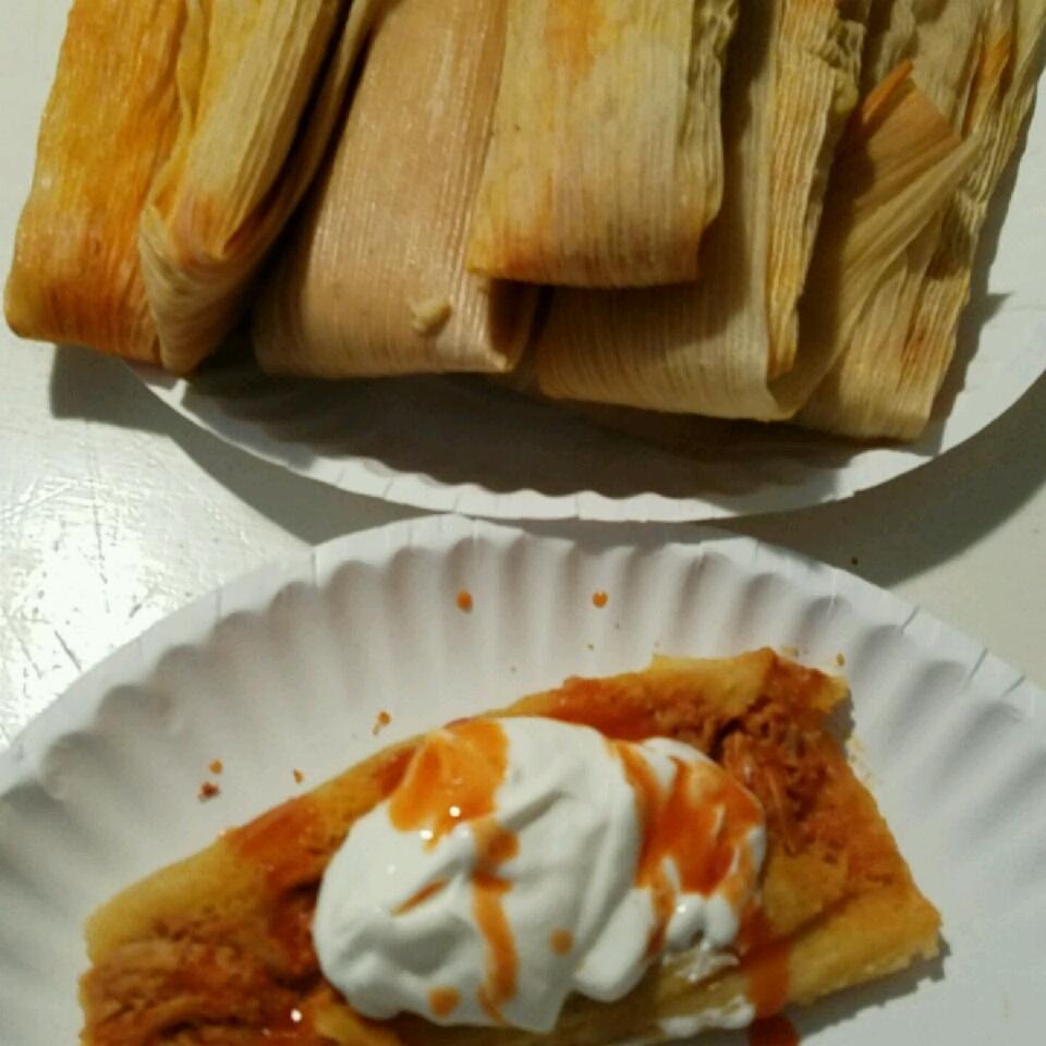 Real Homemade Tamales Jennae