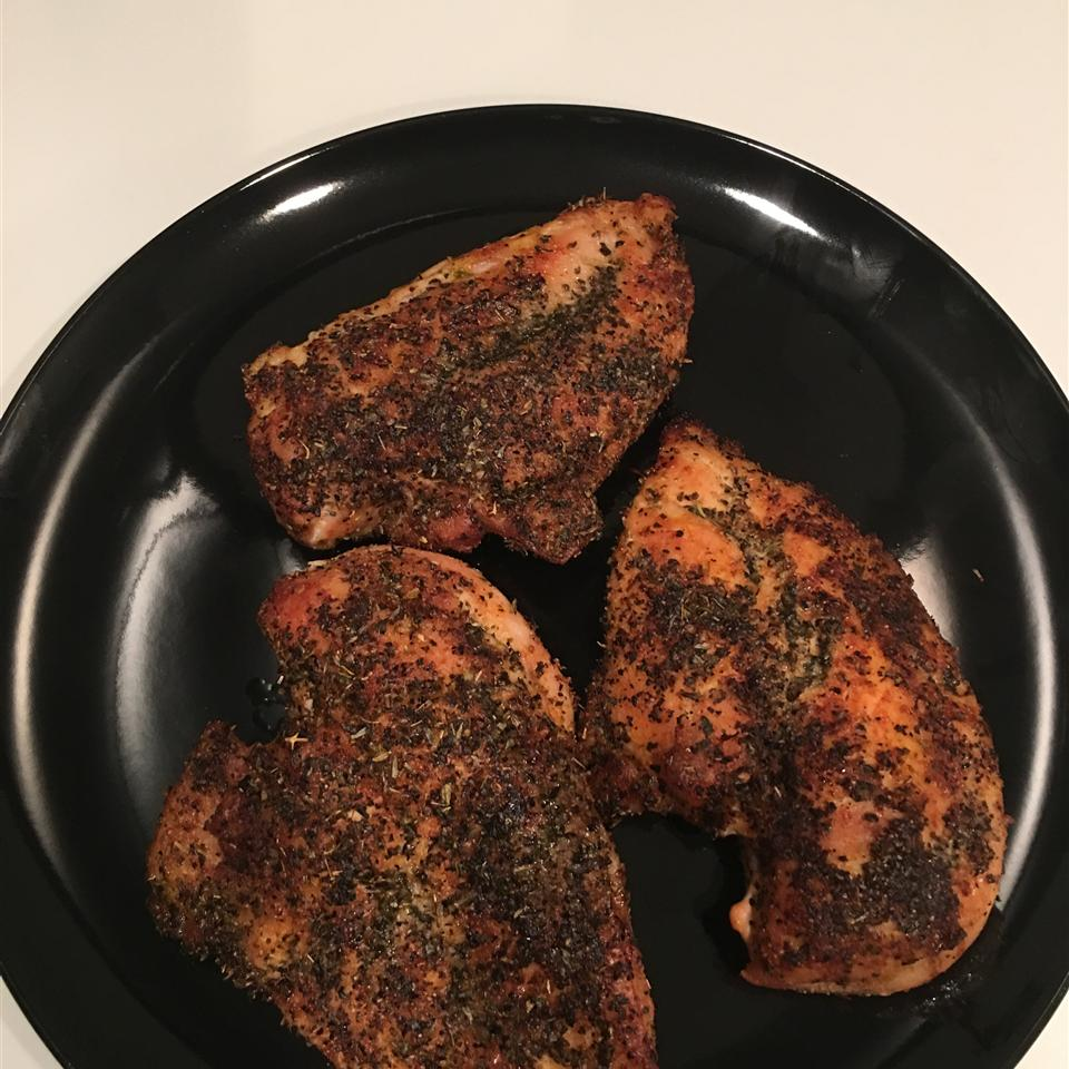 Simple Baked Chicken Breasts tadunn95