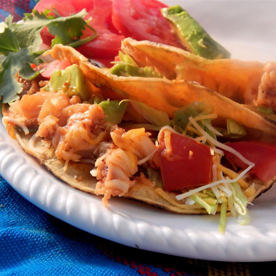 Lobster Tacos Qhhunters