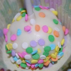 Cheesecake Pops Amy K.