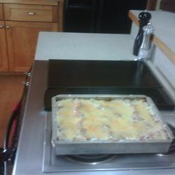 Easy Beef Lasagna ShelbyAndJordan