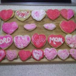 Cookie Jar Sugar Cookies ShelbyAndJordan