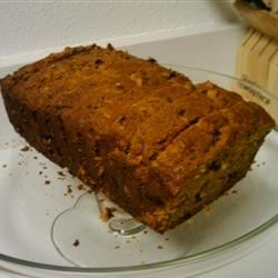 Amazing Almond-Carrot-Currant Bread