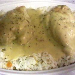 15-Minute Herbed Chicken kristin1506