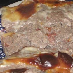 Tex Mex Meatloaf