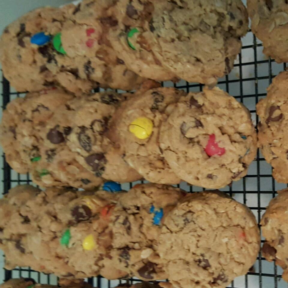 Monster Cookies from Karo® Kara Reynolds Carpenter