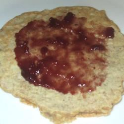 Peanut Butter and Jelly Oatmeal Pancakes sueb