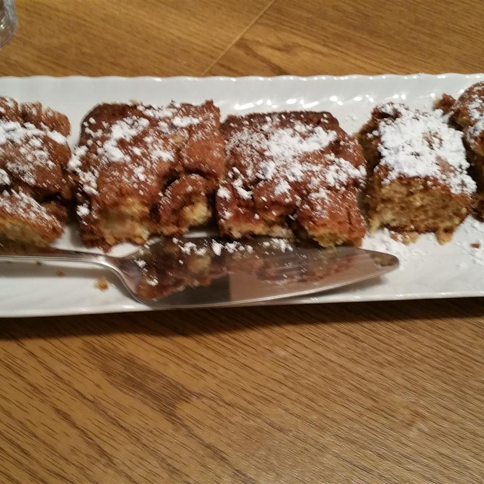 Rhubarb Cake I Renee Christine Blechner