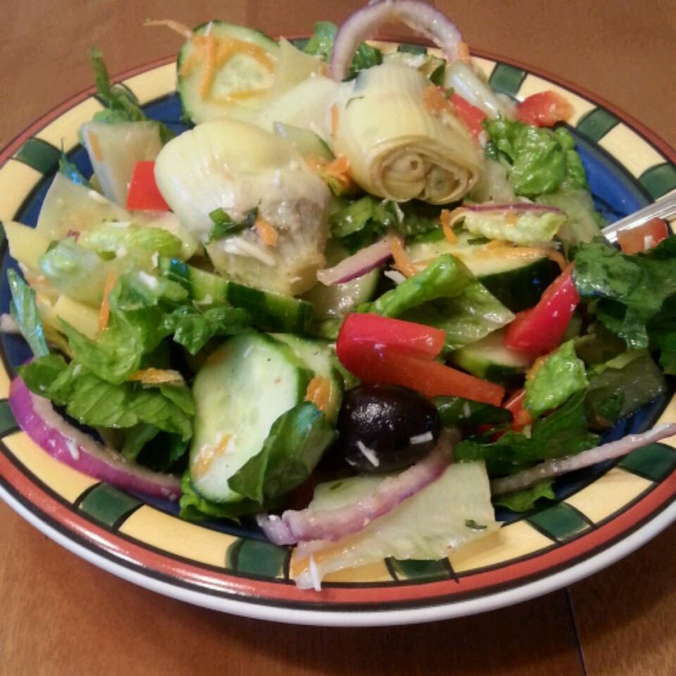 Spicy Italian Salad Joel de L