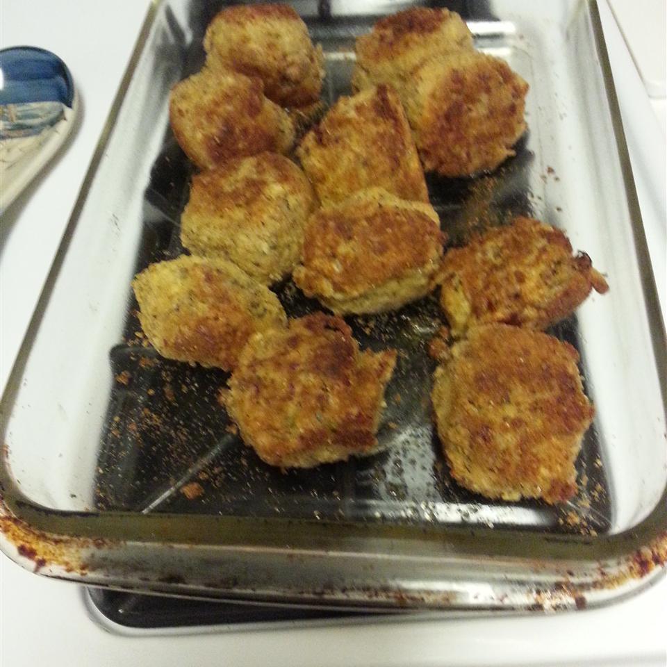 Scrumptious Sauerkraut Balls yepp