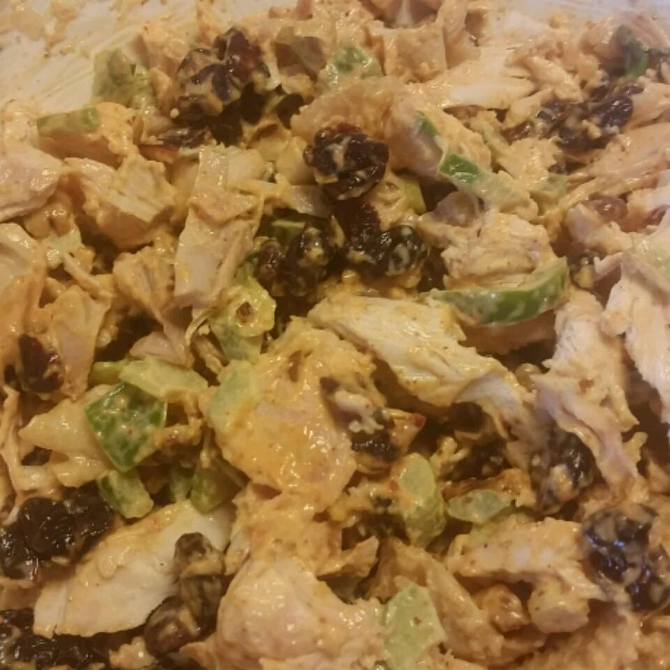 Holiday Chicken Salad Louis Nemec