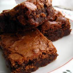 One Bowl Brownies raha