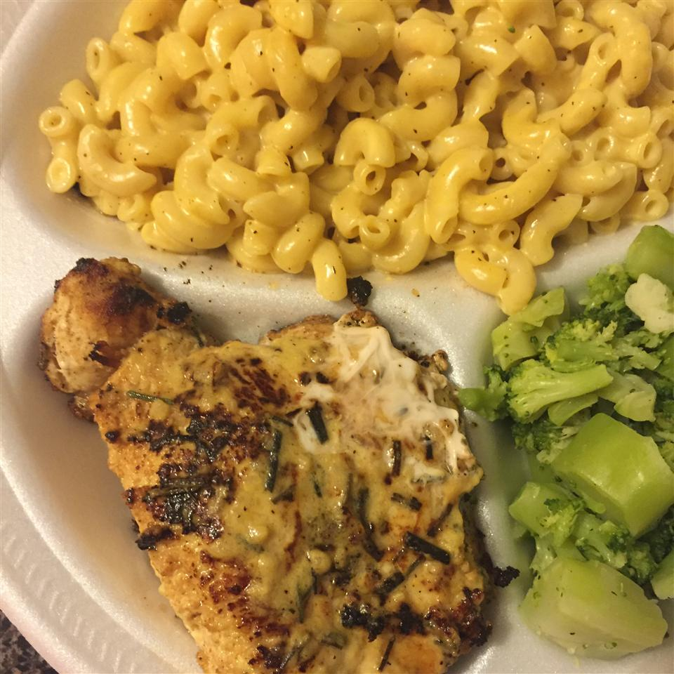 Grilled Rosemary Chicken Breasts Grace-Kelly Anoma