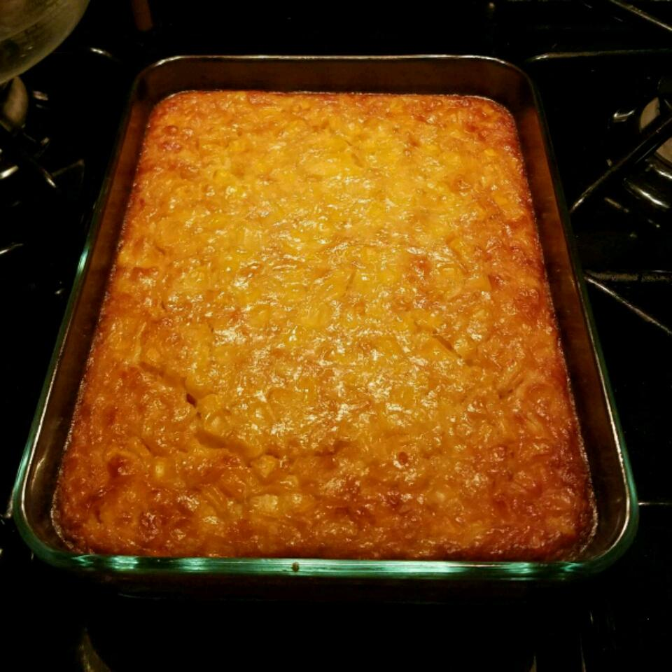 Grandma's Corn Pudding