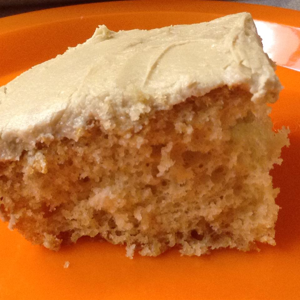 New Duchess Spice Cake with Maple Buttercream Frosting Dmarie