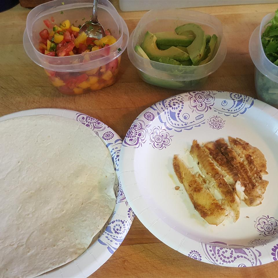 Fish Tacos from Reynolds Wrap® Melissa Todd Graf