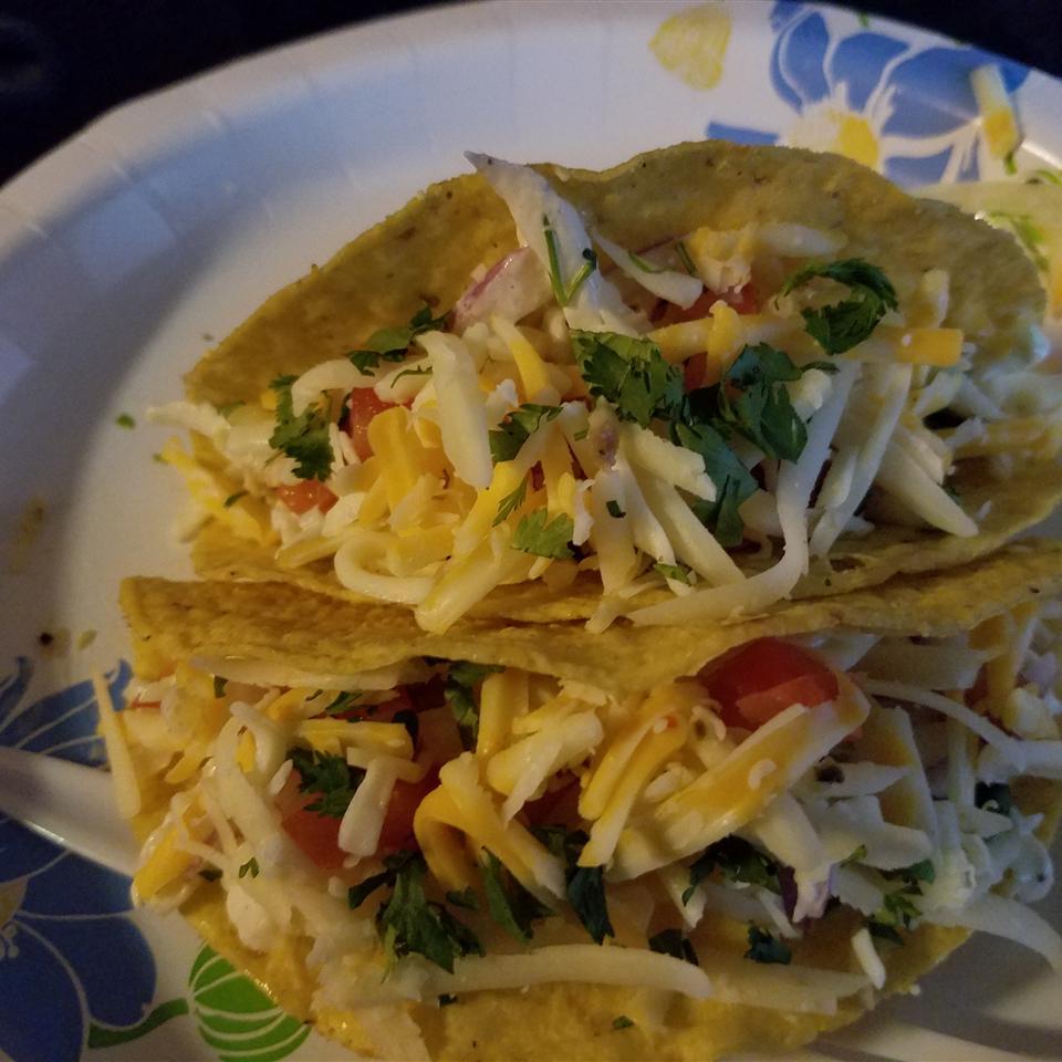 Baja Fish Tacos from KRAFT® Shelly