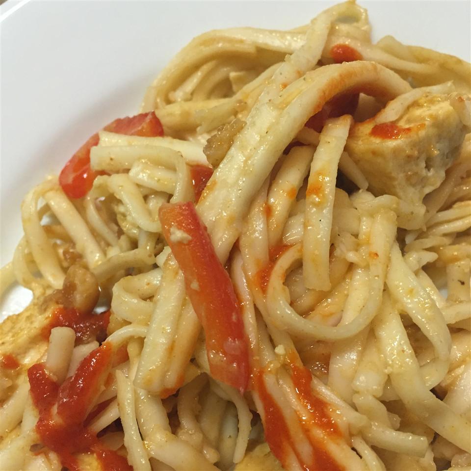 Udon Peanut Butter Noodles Oceanpearls