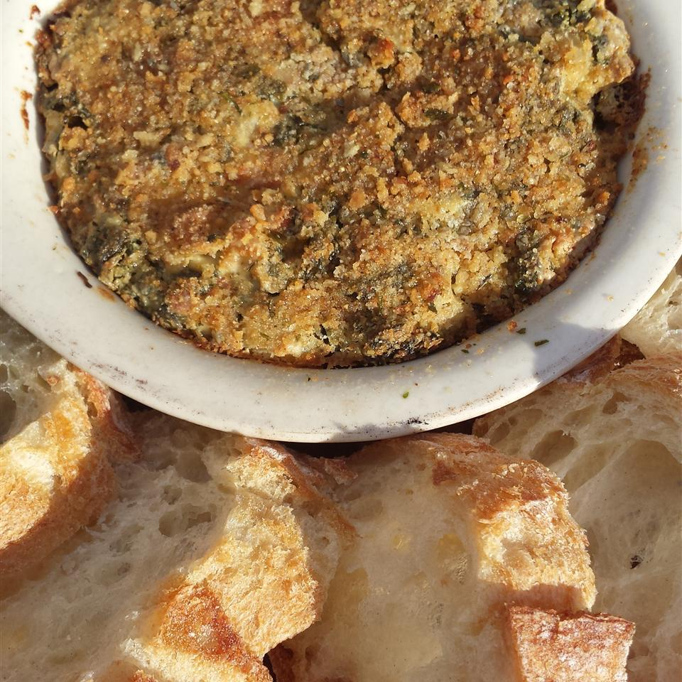 Spinach and Artichoke Casserole