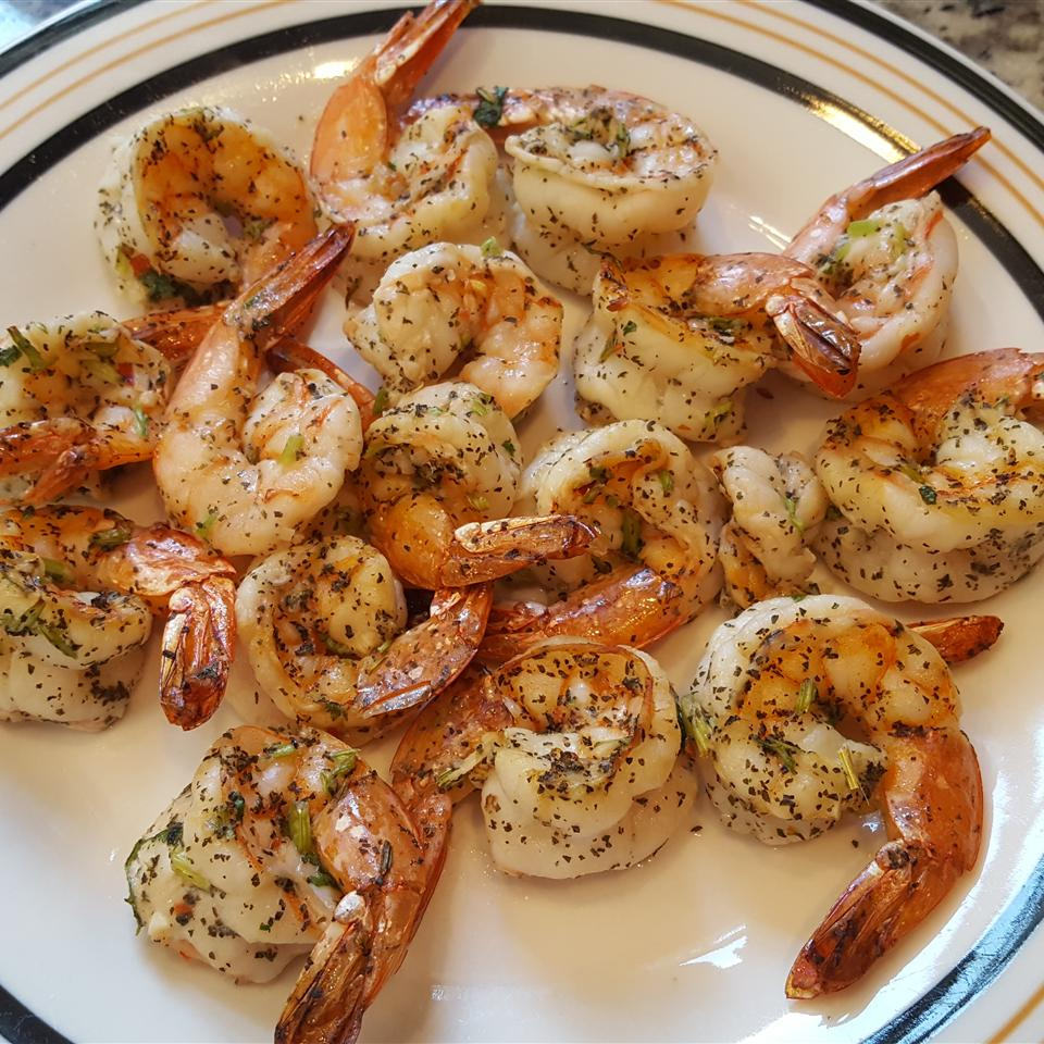 Ron's Grilled Shrimp