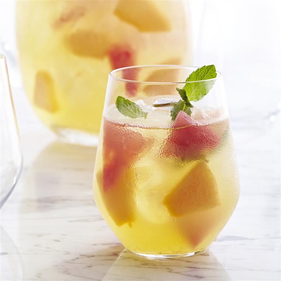 Sangria Melon Chiller