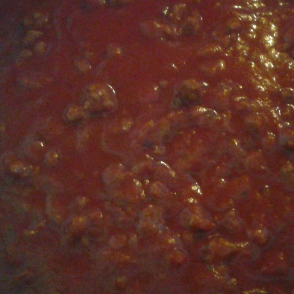 Not Your Average Spaghetti Sauce Cecilio Miekley