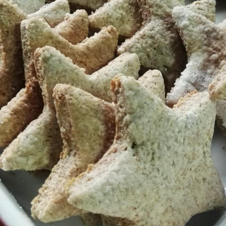 Healthier Beth's Spicy Oatmeal Raisin Cookies