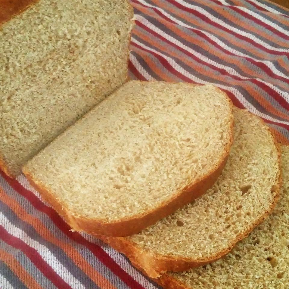 Buttermilk Whole Wheat Bread
