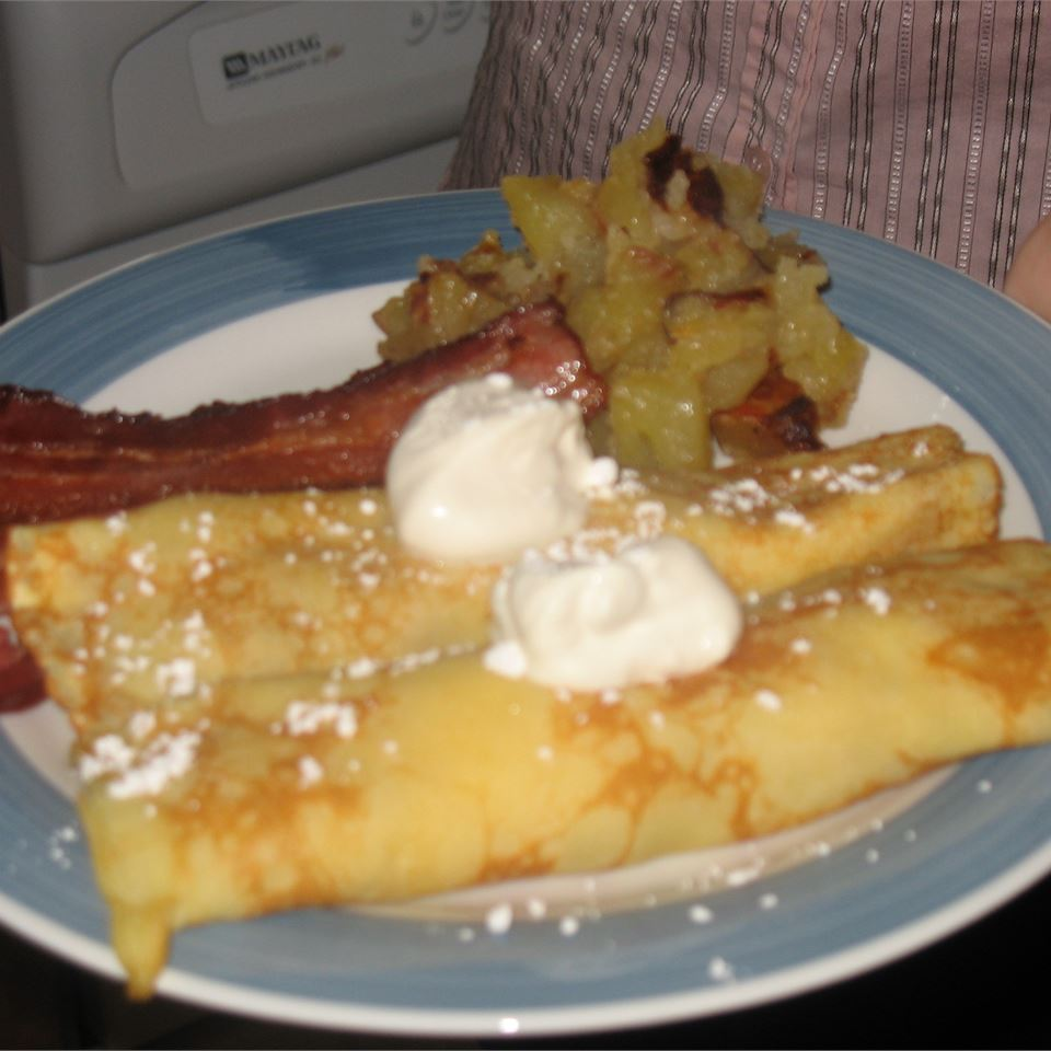 Banana Crepes Tammy M Curry