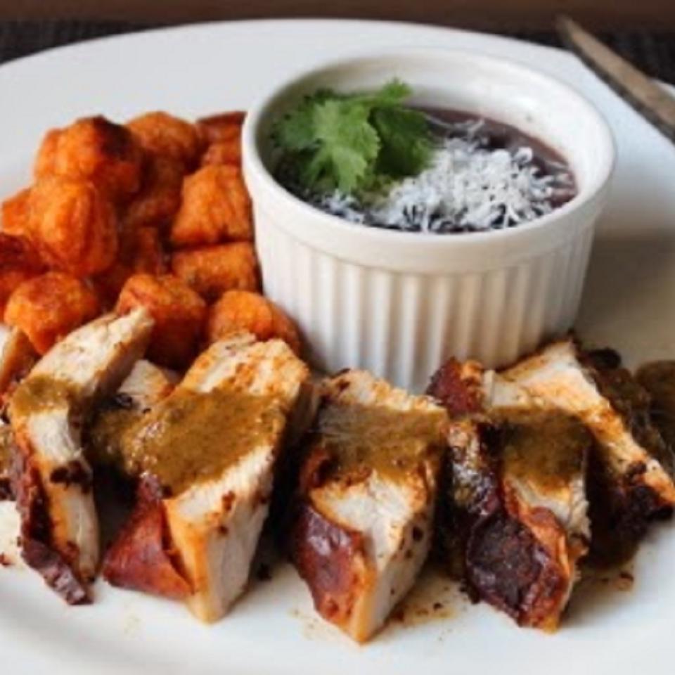 Roast Peruvian Turkey Chef John