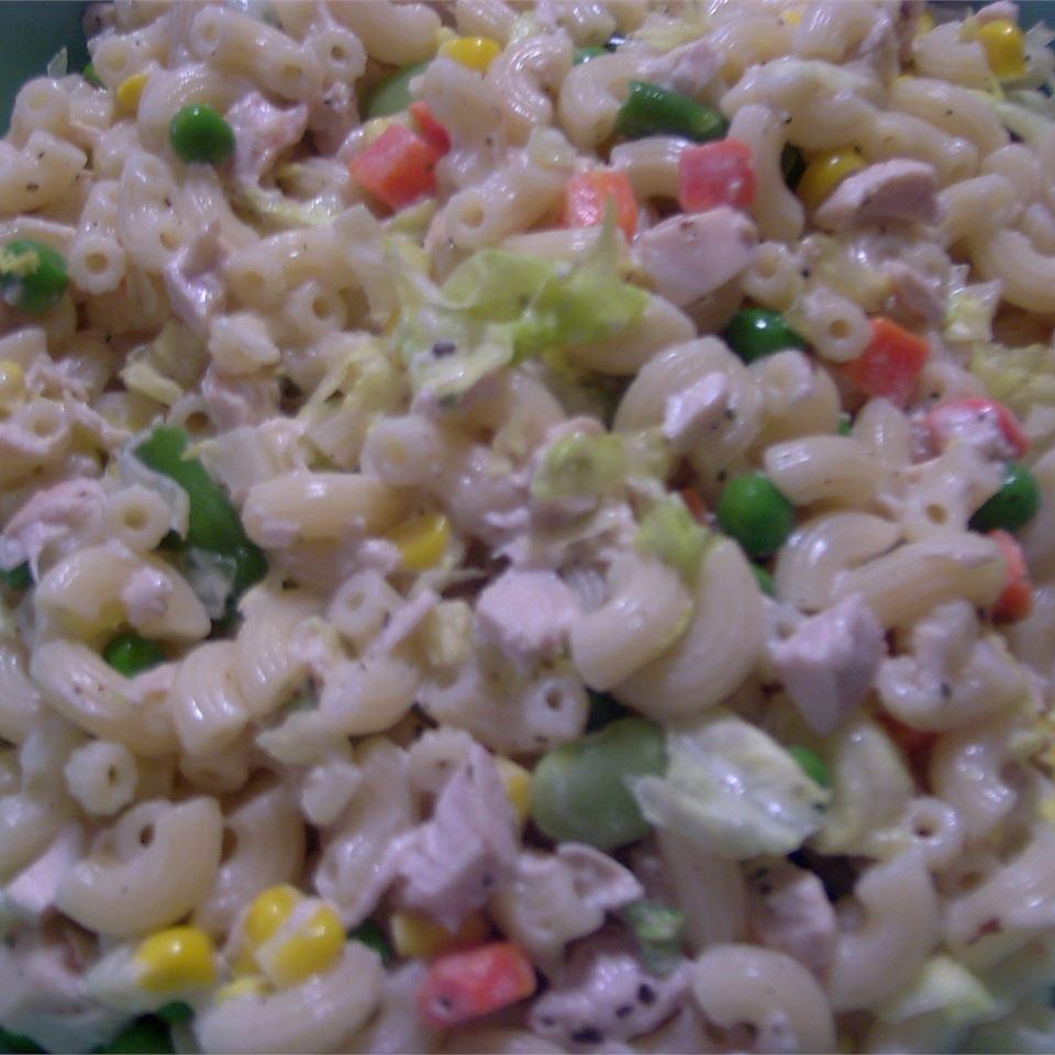 Chicken Macaroni Salad Babycoconut