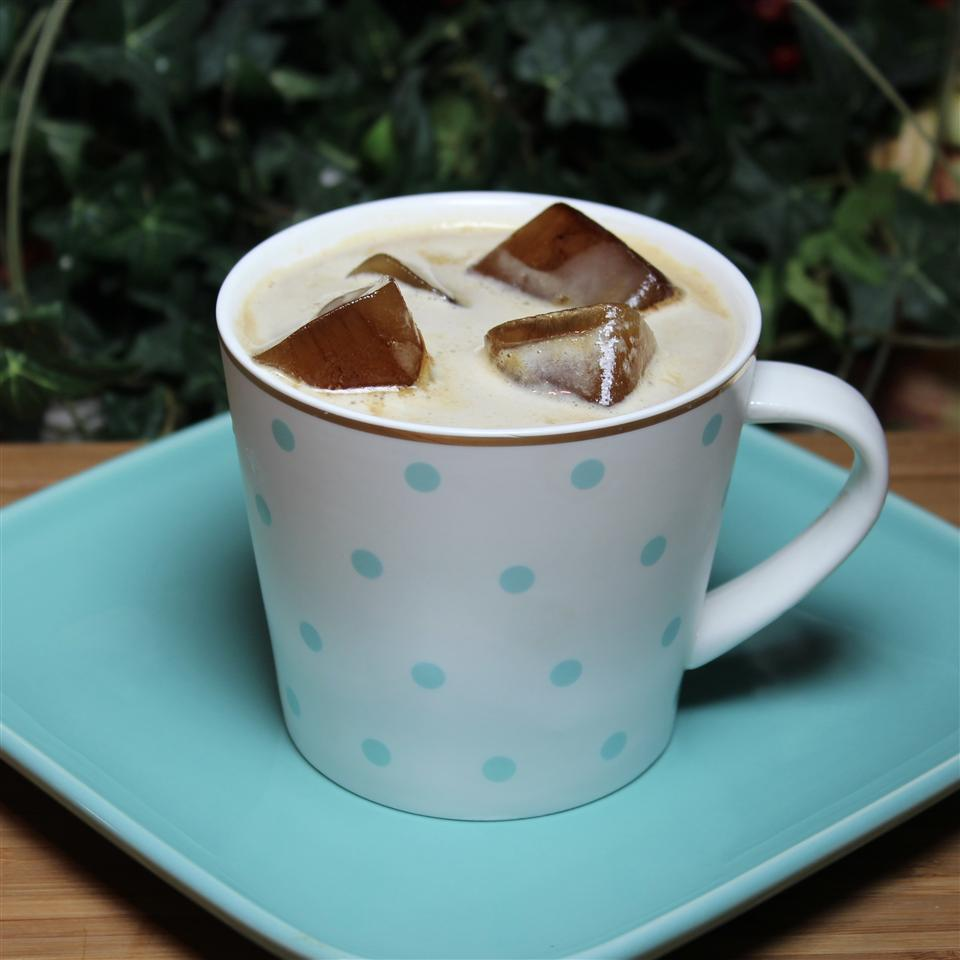 Iced Cappuccino - Low-Carb Alternative