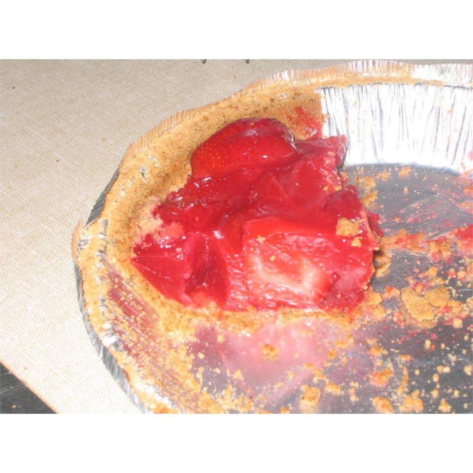 Strawberry Glazed Pie dianamtu