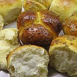 no knead refrigerator rolls recipe