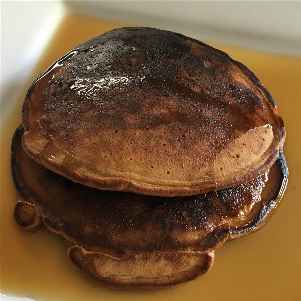 Grandma's Gingerbread Pancakes Amanda Potter