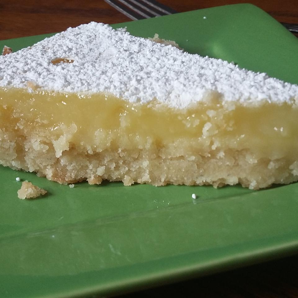 The Best Lemon Bars Chef Mom