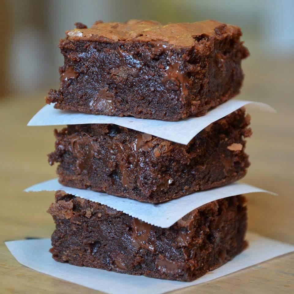 Quick and Easy Brownies C. Nelson