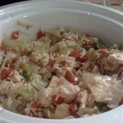 Cabbage and Rice dziagwa