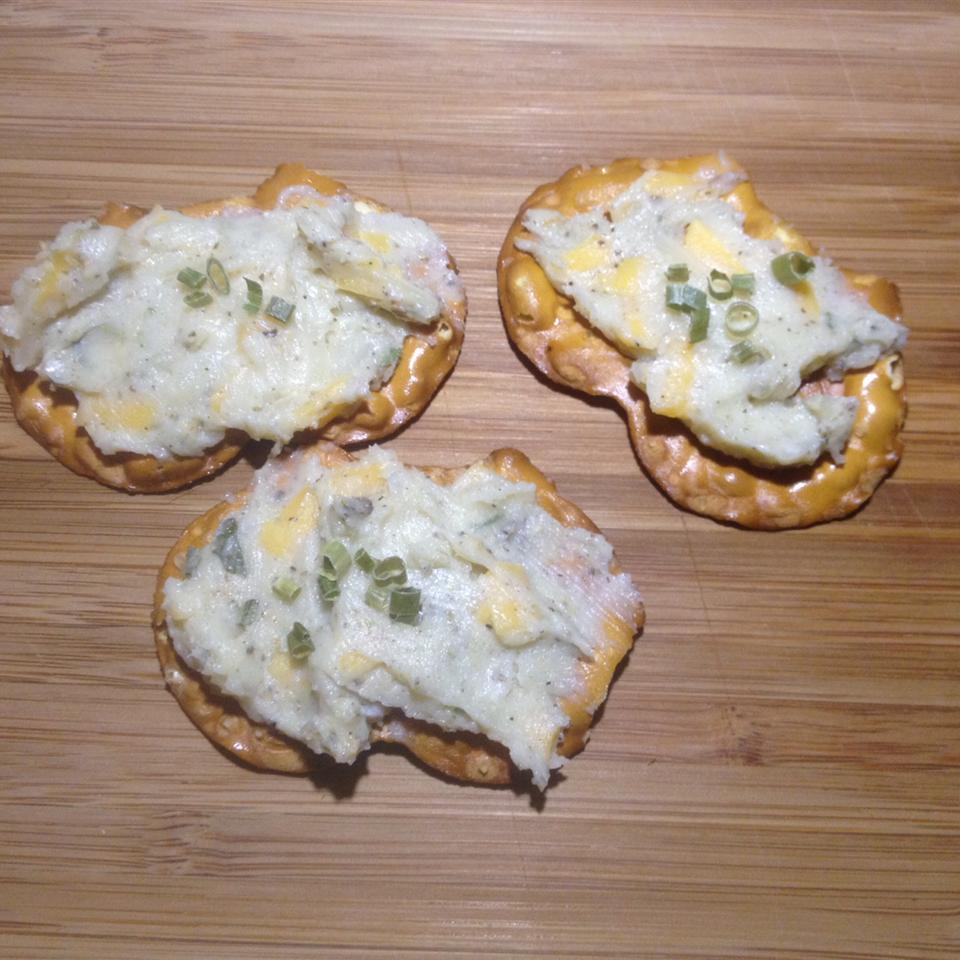 Four Cheese & Herb Bites jessaca