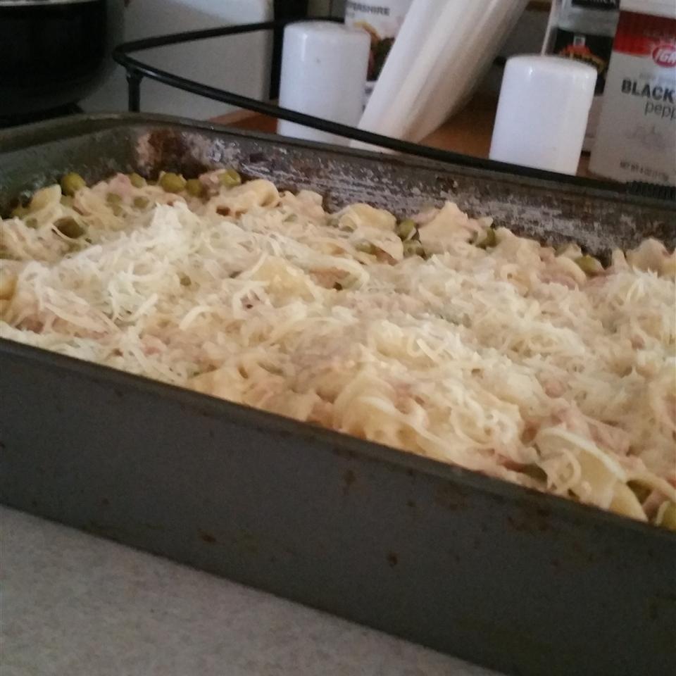 Tuna Noodle Casserole I Melissa Dillard