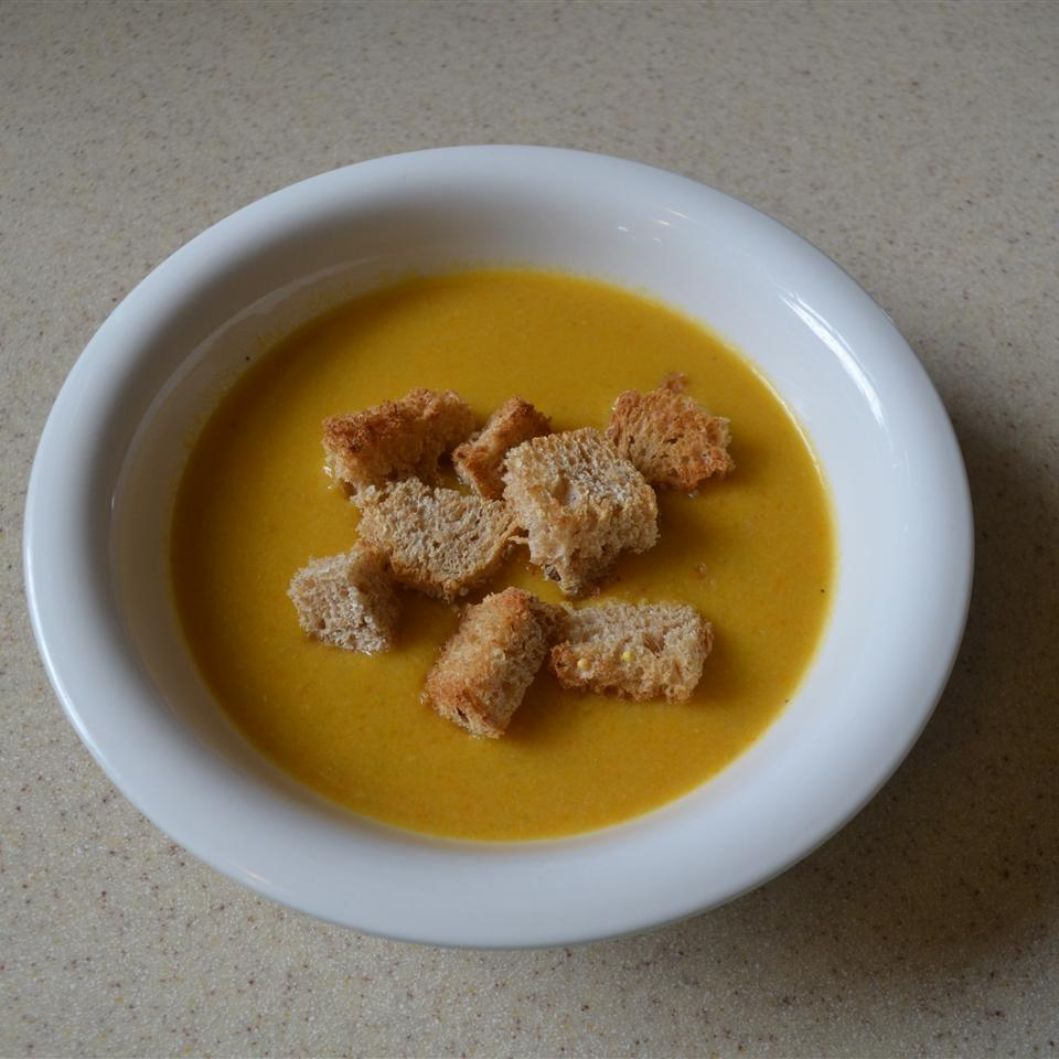 Wisconsin Native's Beer Cheese Soup