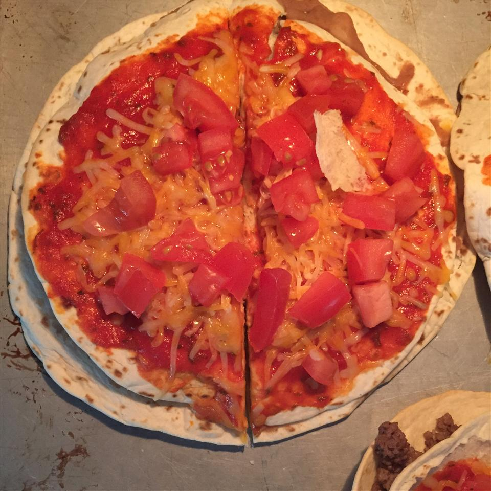Mission Mexican Pizza