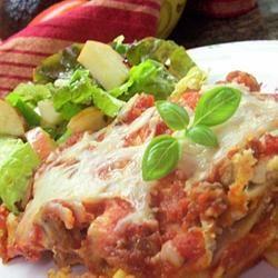 Fabulous Foolproof Lasagna Traci-in-Cali