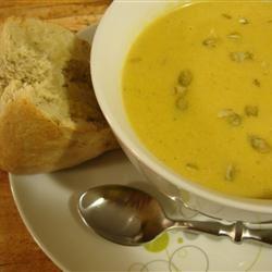 Curry Pumpkin Soup Liana