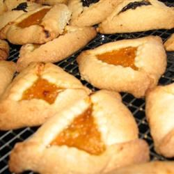 Easy Purim Hamentashen